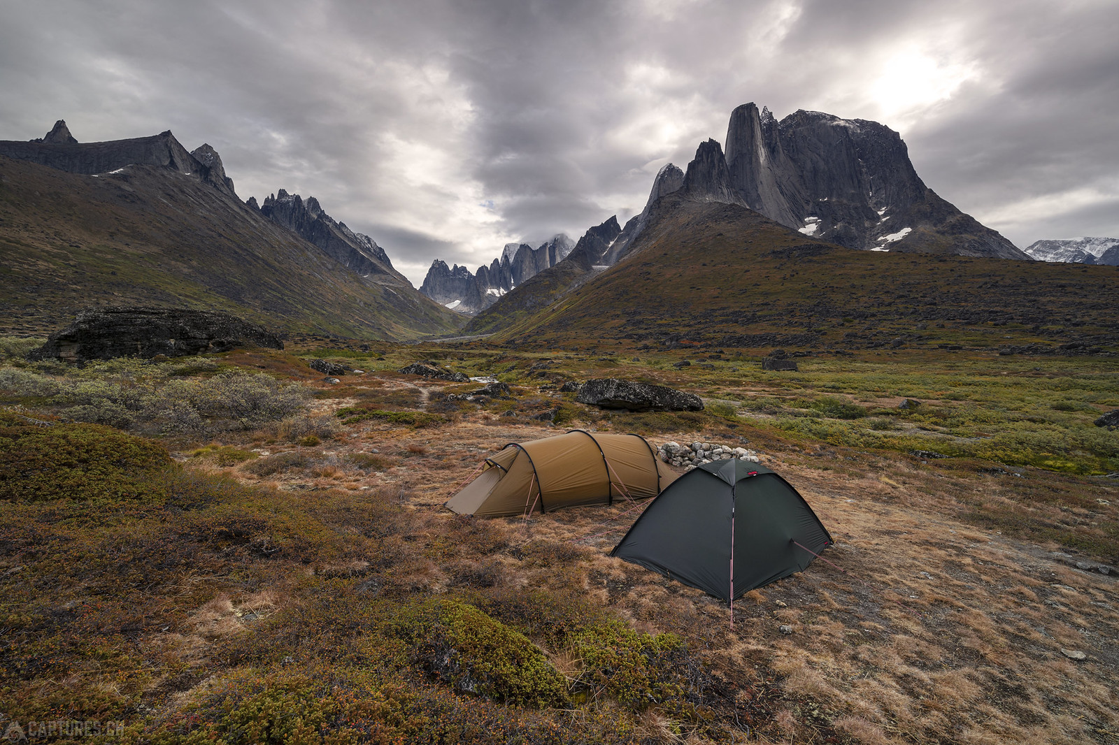 Camping - Tasermiut