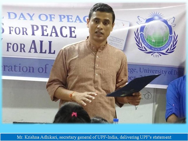 India-2015-09-21-International Day of Peace