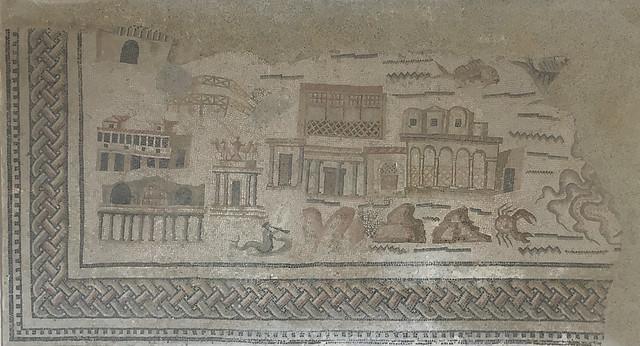 Mosaics at Hippo Regius