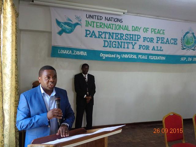 Zambia-2015-09-26-International Day of Peace