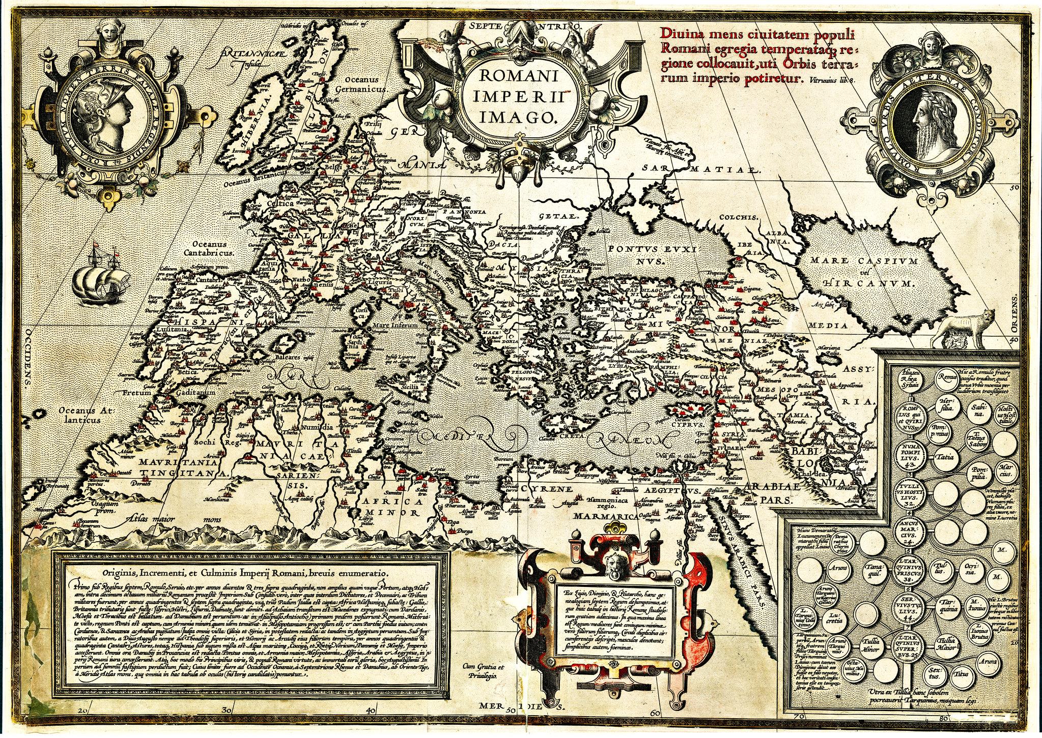 Roman Imperii Imago
