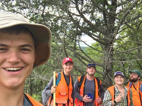 Tue, 10/01/2019 - 12:25 - Niobrara Field Crew Members