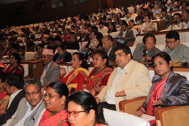 Nepal-2015-09-16-Nepal Adopts New Constitution