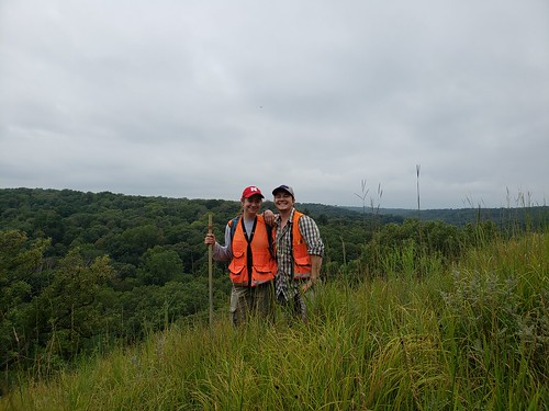 Mon, 08/26/2019 - 15:48 - Indian Cave field crew members