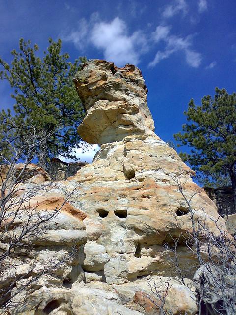 Ute Valley Rocks