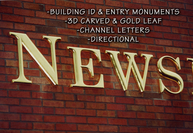 Building ID Signs