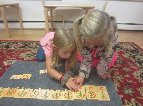 apple tree counting puzzle