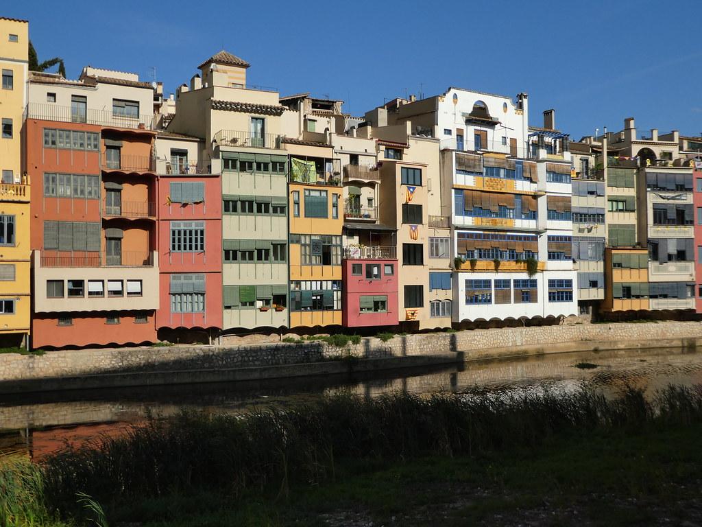 River Onyar Girona