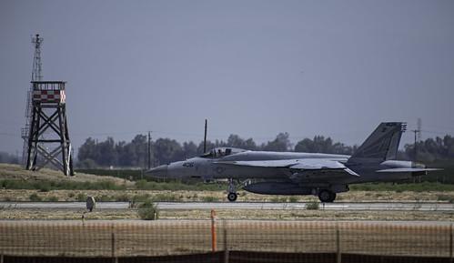 FA-18E Superhornet of VFA-151