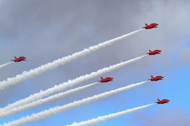 IMG_5001 RAF Red Arrows