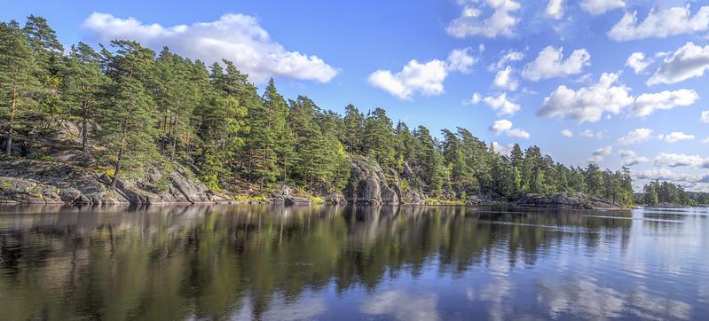 Matildanjärvi-panoraama