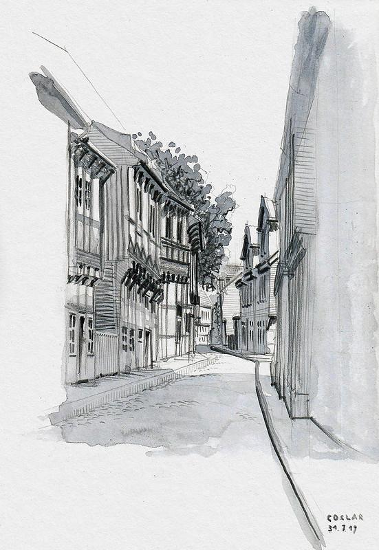 Goslar, Jakobistraße