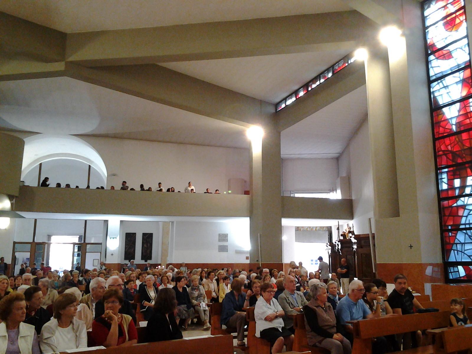 La Comunità Pastorale San Paolo VI° è ora ufficializzat