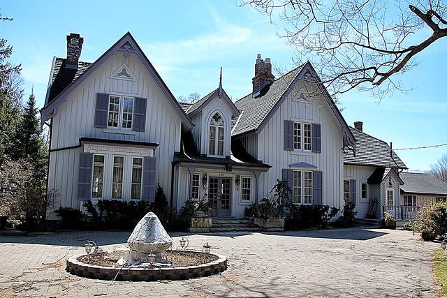 Port Hope Ontario - Canada - Thomas Clarke House  - AKA The Cone