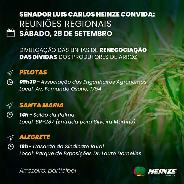 28/09/2019 Reunião Arrozeiros Alegrete