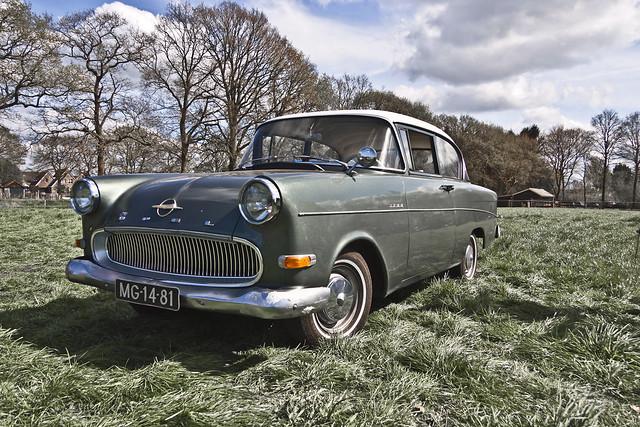 Opel 1200 1963 (1841)