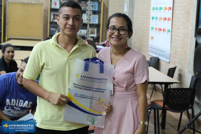 Lanzamiento de Libros UNIMINUTO Cundinamarca