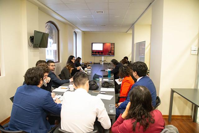 Ciclo de charlas APEC: Chile su gente y su futuro Universidad Austral