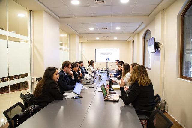 Taller de comunicaciones - Francisco Moreno Ex corresponsal extranjero de TVN y Ximena Celedón Ex editora columnas Diario Estrategia