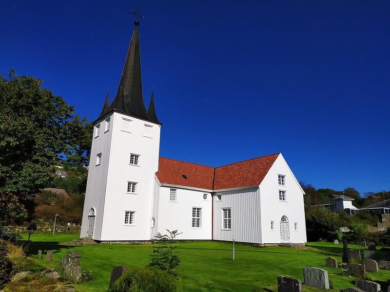 Iglesia de Sokndal