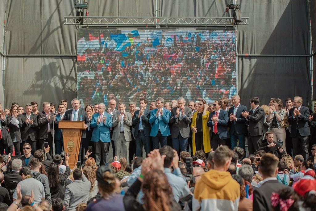 Inauguración del nuevo sector del Parque de Mayo (5)