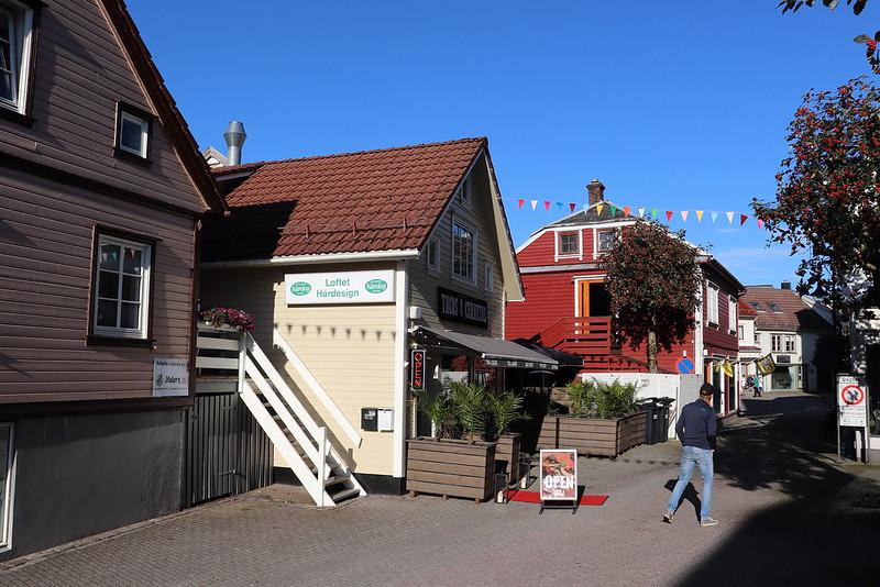 Como llegar al Magma Unesco Geopark de Noruega