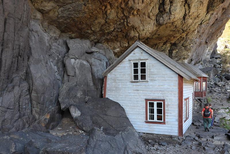 Helleren Noruega