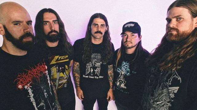 美國死亡金屬樂團Gatecreeper釋出新曲影音From The Ashes 1