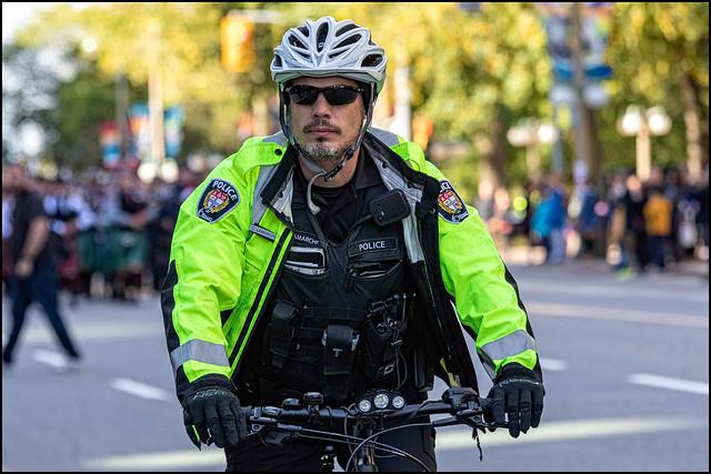 Ottawa Police Officer C.Lamarche