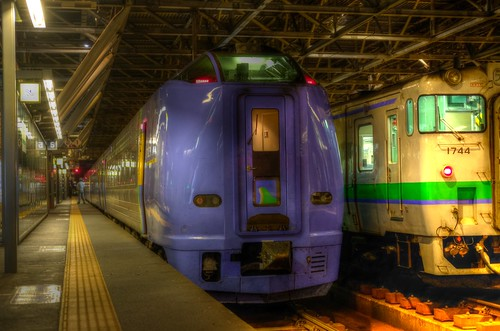 30-09-2019 Asahikawa Station (11)