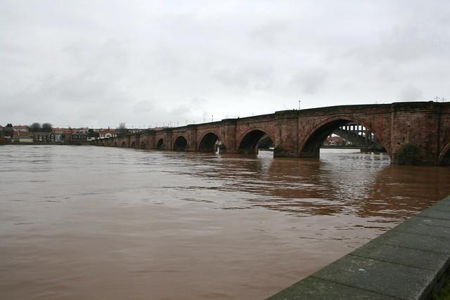 Berwick Bridge, Berwick-upon-Tweed
