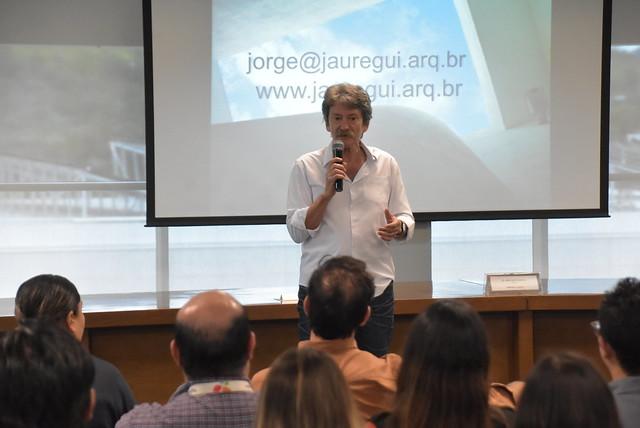 Conferencia Articulaciones Urbanas Ingeniero Jorge Mario Jáuregui