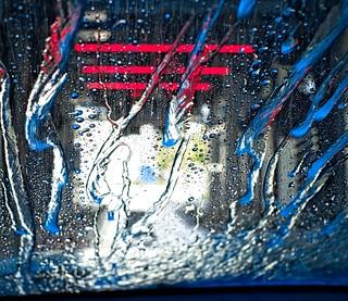 car wash-pareidolia