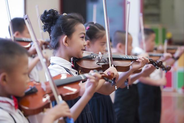 Children Violin
