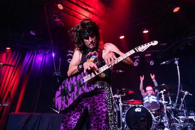 """Steel Panther """"Heavy Metal Rules"""" Release Party at Whiskey a Go-Go (Hollywood, California) on September 27, 2019"""