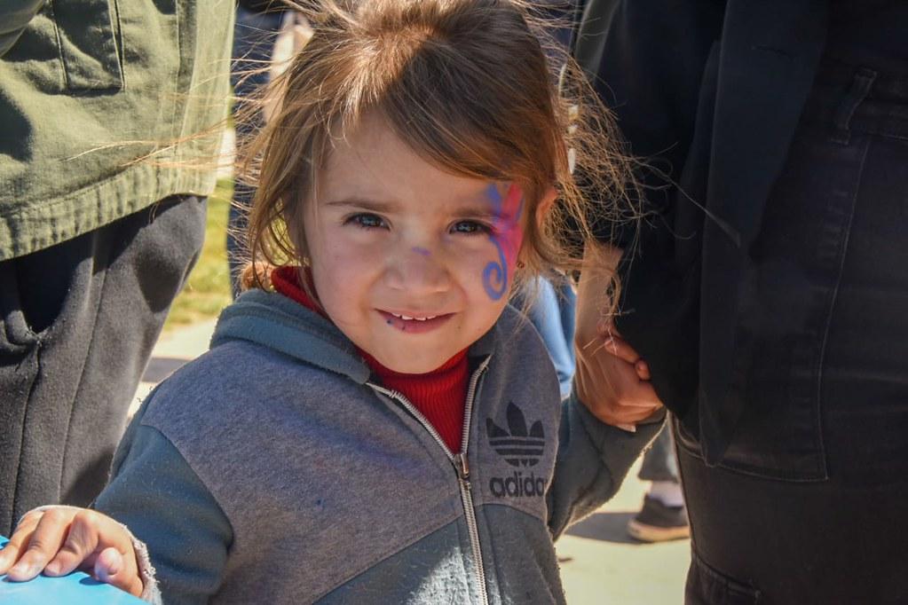2019-10-01- DESARROLLO HUMANO: Erradicación Campamento Niños