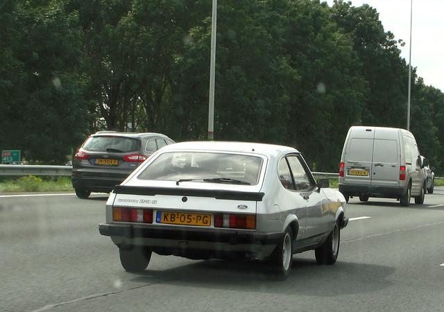 1983 Ford Capri 2.3 S Automatic