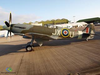 Supermarine Spitfire F21