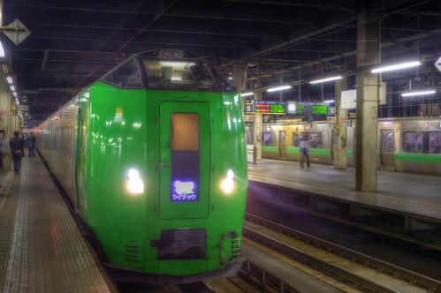30-09-2019 Sapporo Station (9)