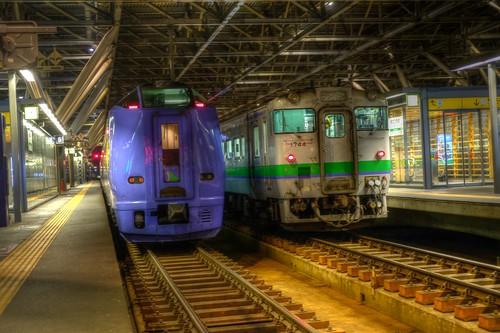 30-09-2019 Asahikawa Station (10)