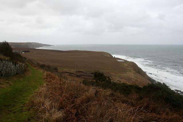 The coast near Cowdrait