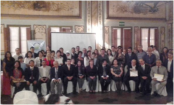Paraguay-2015-07-07-UPF Welcomes New Ambassadors for Peace