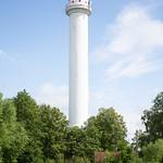 Mikelbaka lighthouse in Letland