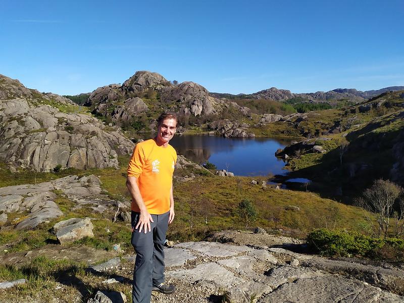 Magma Unesco Geopark de Noruega
