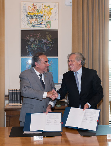 The OAS and the Chilean Agency for International Development Cooperation to Expand the Offer of Scholarships in Risk Prevention for the Caribbean