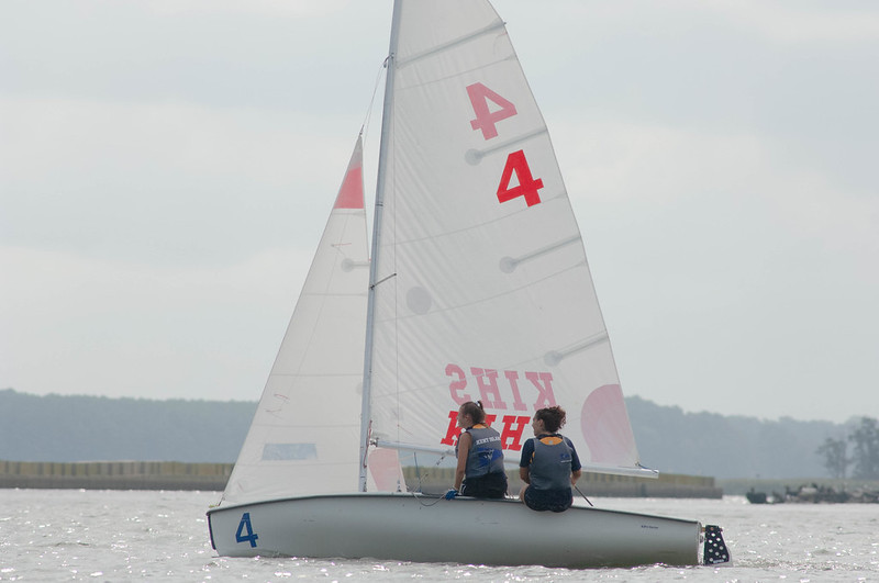 KIHS Sailing Home Regatta - 9/5/2019