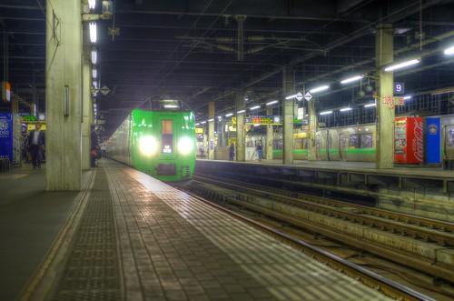 30-09-2019 Sapporo Station (8)