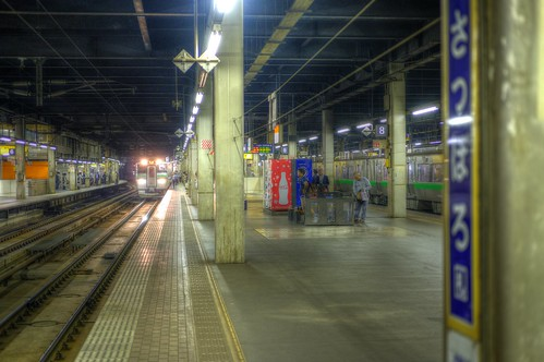 30-09-2019 Sapporo Station (5)