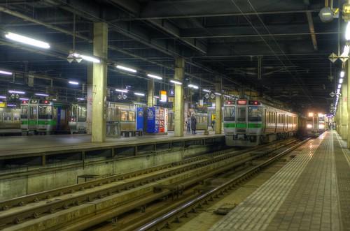 30-09-2019 Sapporo Station (1)