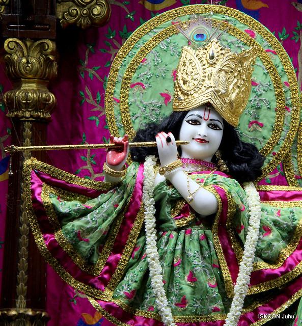 ISKCON Juhu Mangal Deity Darshan on 2nd Sep 2019